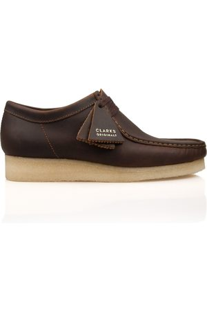 Clarks New Wallabee - Beeswax