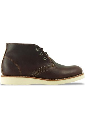 Red Wing 3141 Classic Leather Chukka Boot -Briar Oil Slick