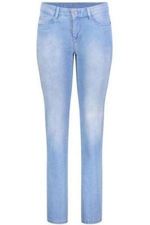 Mac Mac Dream 5401 0355L Straight Leg Jeans D491 Basic Bleached