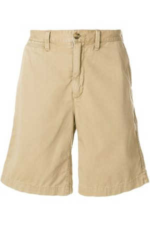 Ralph Lauren MEN'S 710707103005 BEIGE COTTON SHORTS