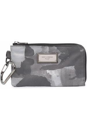 Dolce & Gabbana Printed zip-around wallet