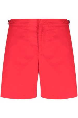 Orlebar Brown Men Shorts - Straight-leg shorts