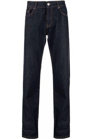 Karl Lagerfeld Side-tape jeans