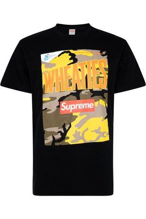 Supreme Short Sleeve - Wheaties Box Logo T-shirt