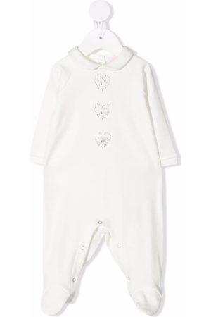Chiara Ferragni Pyjamas - Gem-logo cotton pyjamas