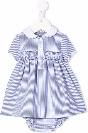 SIOLA Baby Dresses - Striped flared dress
