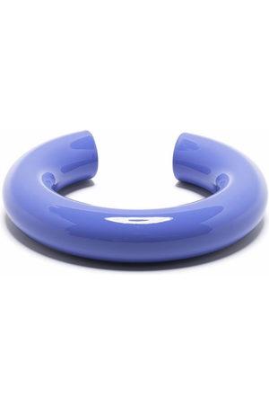 UNCOMMON MATTERS Swell large cyclinder bangle