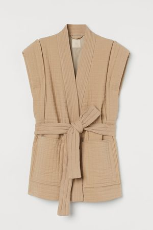 H & M Women Body Warmers - Quilted gilet