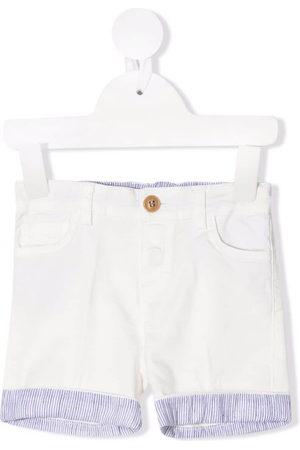 Zhoe & Tobiah Shorts - Stripe-print shorts