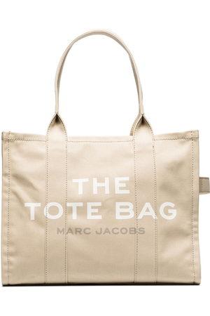 Marc Jacobs Traveler cotton tote bag