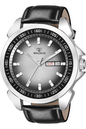 Walrus Men Black Analogue Watch WWTM-INC-XXXI-020207