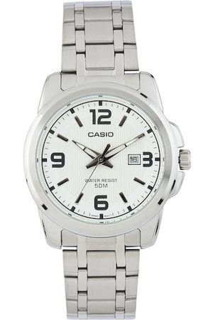 Casio Enticer Men Silver Analogue Watch MTP-1314D-7AVDF(A552)
