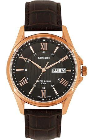 Casio Enticer Men Black Analogue watch A881 MTP-1384L-1AVDF