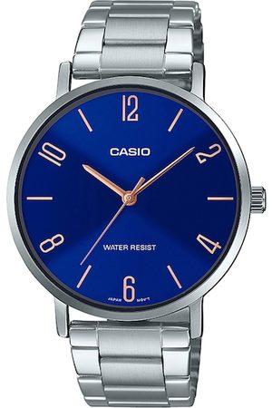 Casio Men Blue Analogue Watch