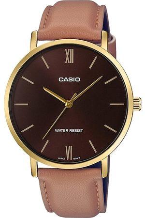 Casio Men Brown Analogue Watch A1783