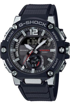 Casio Men Black Analogue and Digital Watch G1076