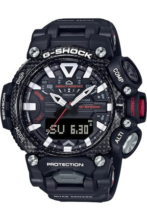 Casio Men Black Analogue and Digital Watch G1072