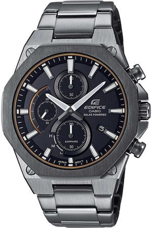 Casio Men Grey Analogue Watch EX529