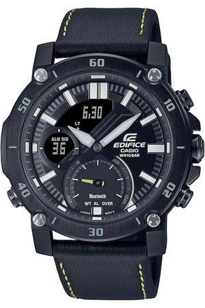 Casio Men Black Analogue and Digital Watch EX523