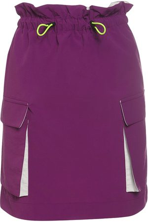 Kenzo Sport Nylon Mini Skirt
