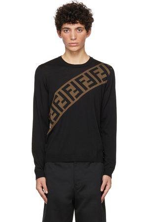 Fendi Diagonal 'Forever Fendi' Sweater