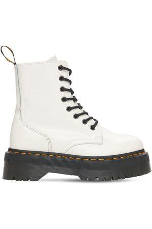 Dr. Martens 40mm Jadon Brushed Leather Boots