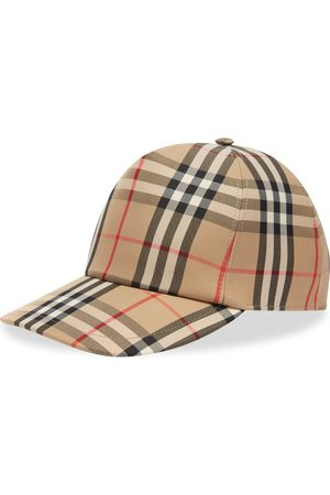 Burberry Checked Cap