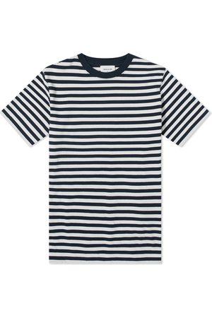 WoodWood Men T-shirts - Sami Classic Striped Tee