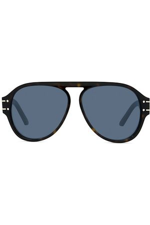 Dior Signature 58MM Pilot Sunglasses