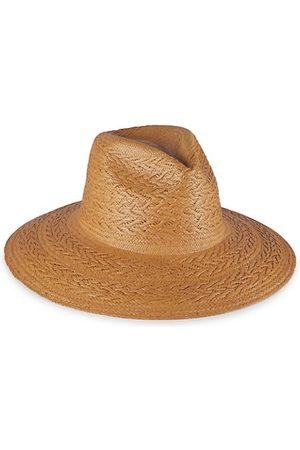 Freya Redwood Butterscotch Fedora Hat