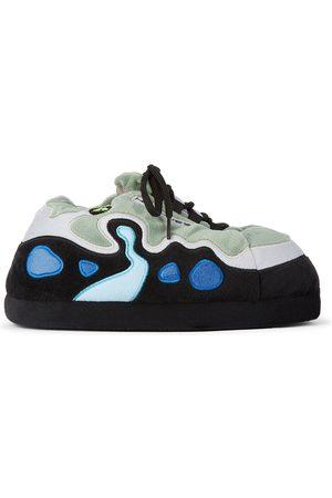 Indoor Shoes - Happy99 SSENSE Exclusive Kids Multicolor Happy Slippers Sneakers