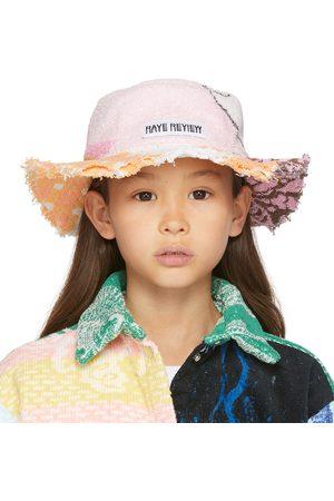 Hats - Rave Review SSENSE Exclusive Kids Multicolor Mini Hola Hat