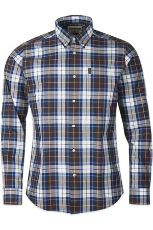 Barbour Highland Check 39 Tailored Shirt - Brown