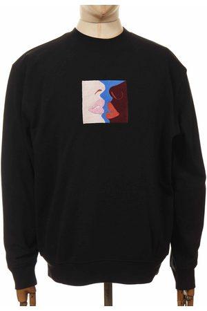 Obey Clothing Lips Crewneck Sweatshirt