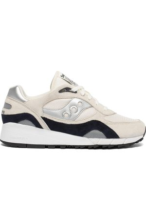 Saucony Shadow 6000 Trainers - Antique/Silver