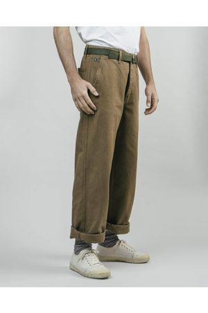 Brava Fabrics Men Trousers - Workwear Pants Toffee