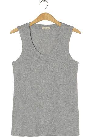American Vintage Women Vests - Jacksonville Grey Vest