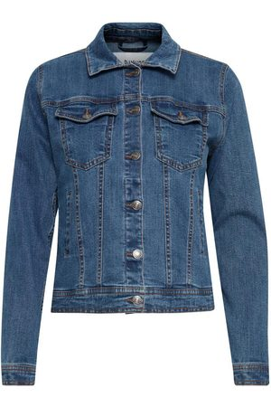 B YOUNG B Young ByPully Denim Jacket Mid Blue