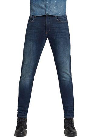 G-Star 3301 Slim Jeans - Elto Superstretch Worn In Dusk