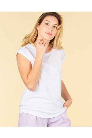 ABSOLUT CASHMERE Jeanne Crew Tee