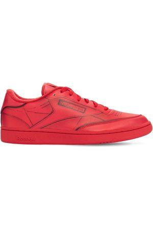 Reebok Men Sneakers - Project 0 Club C Trompe L'oeil Sneakers