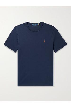 Polo Ralph Lauren Men Polo Shirts - Cotton-Jersey T-Shirt