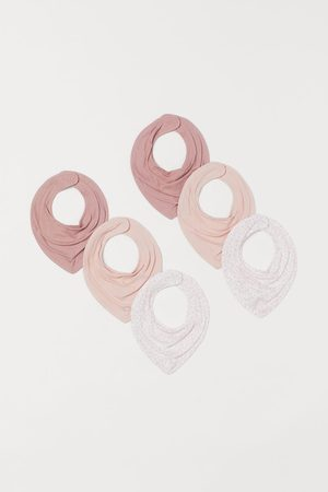 H&M Girls Scarves - 6-pack triangular scarves