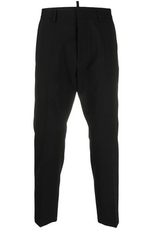Dsquared2 Men Formal Trousers - Straight-leg tailored trousers