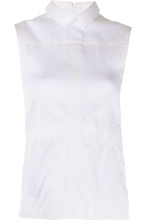 Céline Pre-owned patchwork sleeveless top