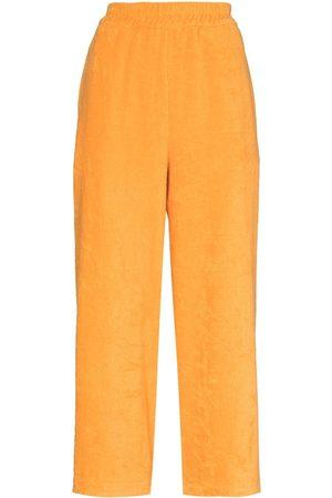 TERRY Women Capris - Capri cropped trousers