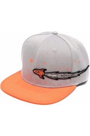 ENTERPRISE JAPAN Men Hats - EJ Rocket embroidered cap