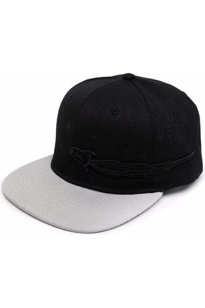 ENTERPRISE JAPAN Hats - Logo-patch two-tone cap