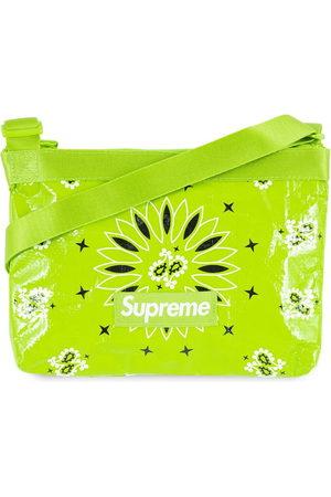"Supreme Bandana Tarp Side bag ""SS 21"""