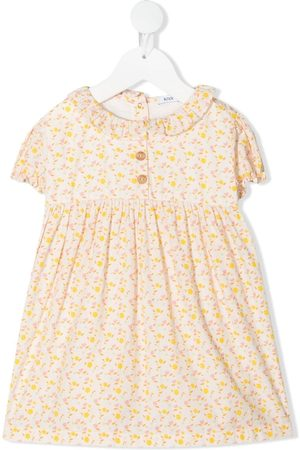 KNOT Baby Printed Dresses - Floral-print dress